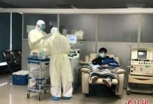 """目前核酸检测是确诊新冠肺炎的""""金标准"""""""