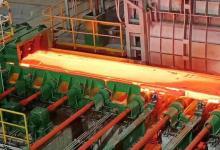 中国一重承制扬州恒润1780mm热连轧生产线热负荷试车成功