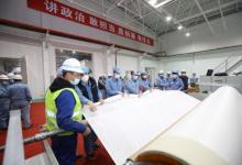 燕山石化熔喷布二期工程第1条生产线投产