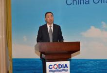 辛国斌出席深远海海洋工程装备技术产业联盟成立大会