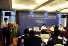 中南勘测设计研究院承办:发展中国家电力行业官员研修班